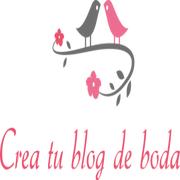 Crea tu blog de boda